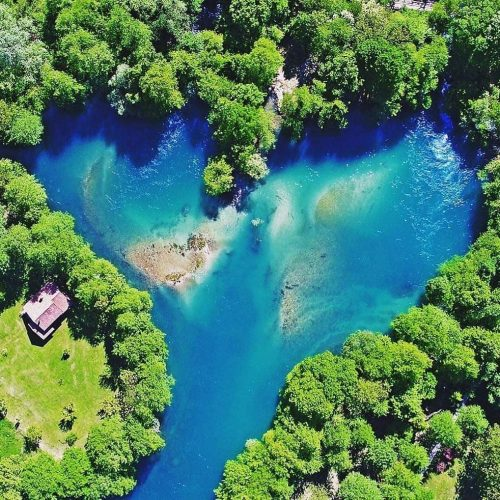 Prirodne ljepote Japodskih otoka na Uni
