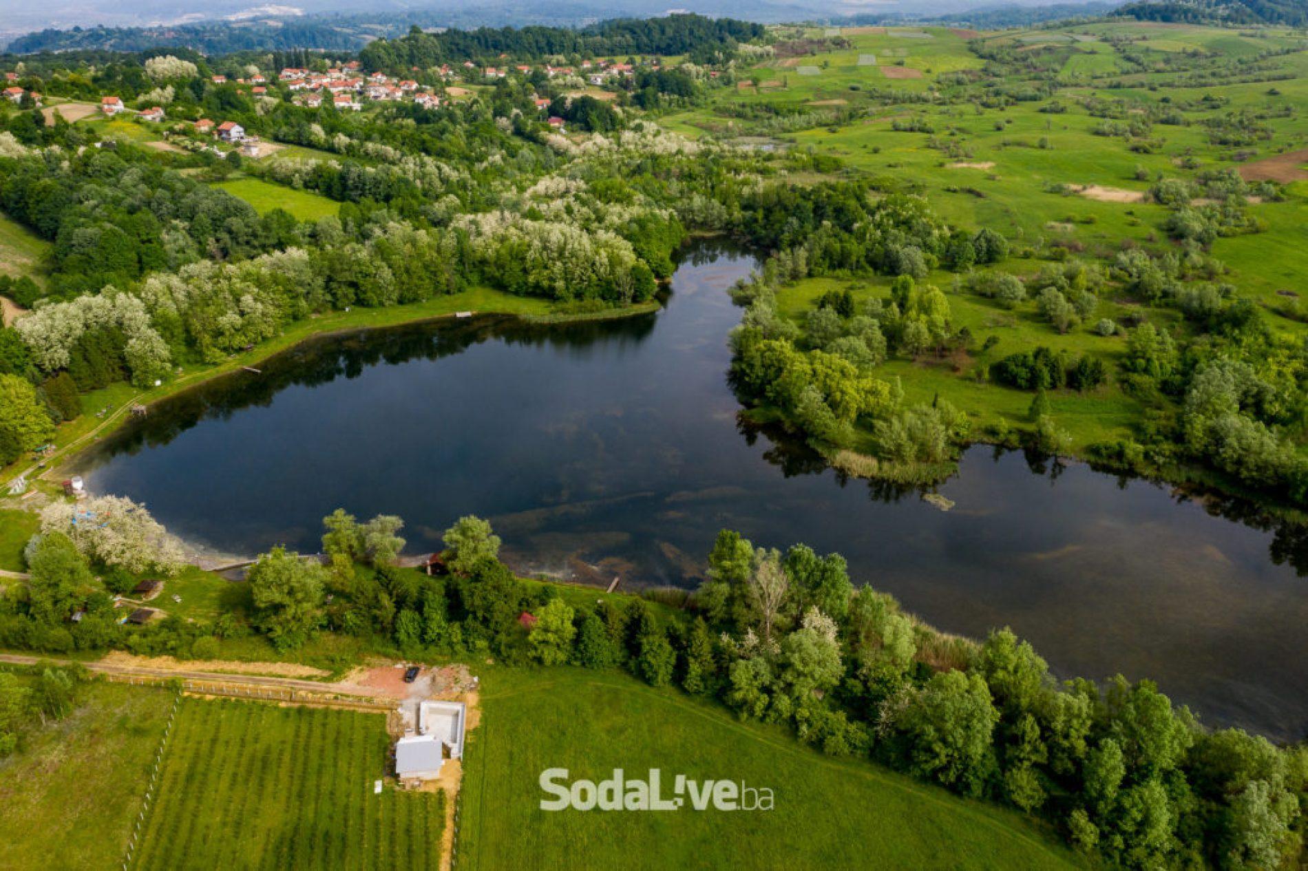 Jezera Bistarac: Biseri nadomak Lukavca (VIDEO)
