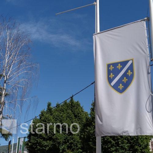 "Mostar obilježio ""ljiljane"" pred UN-om"