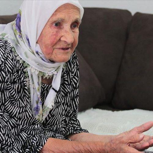 Nani Džemili post i u 97. godini života ne pada teško: 'Tako mi je nekako lijepo postiti'