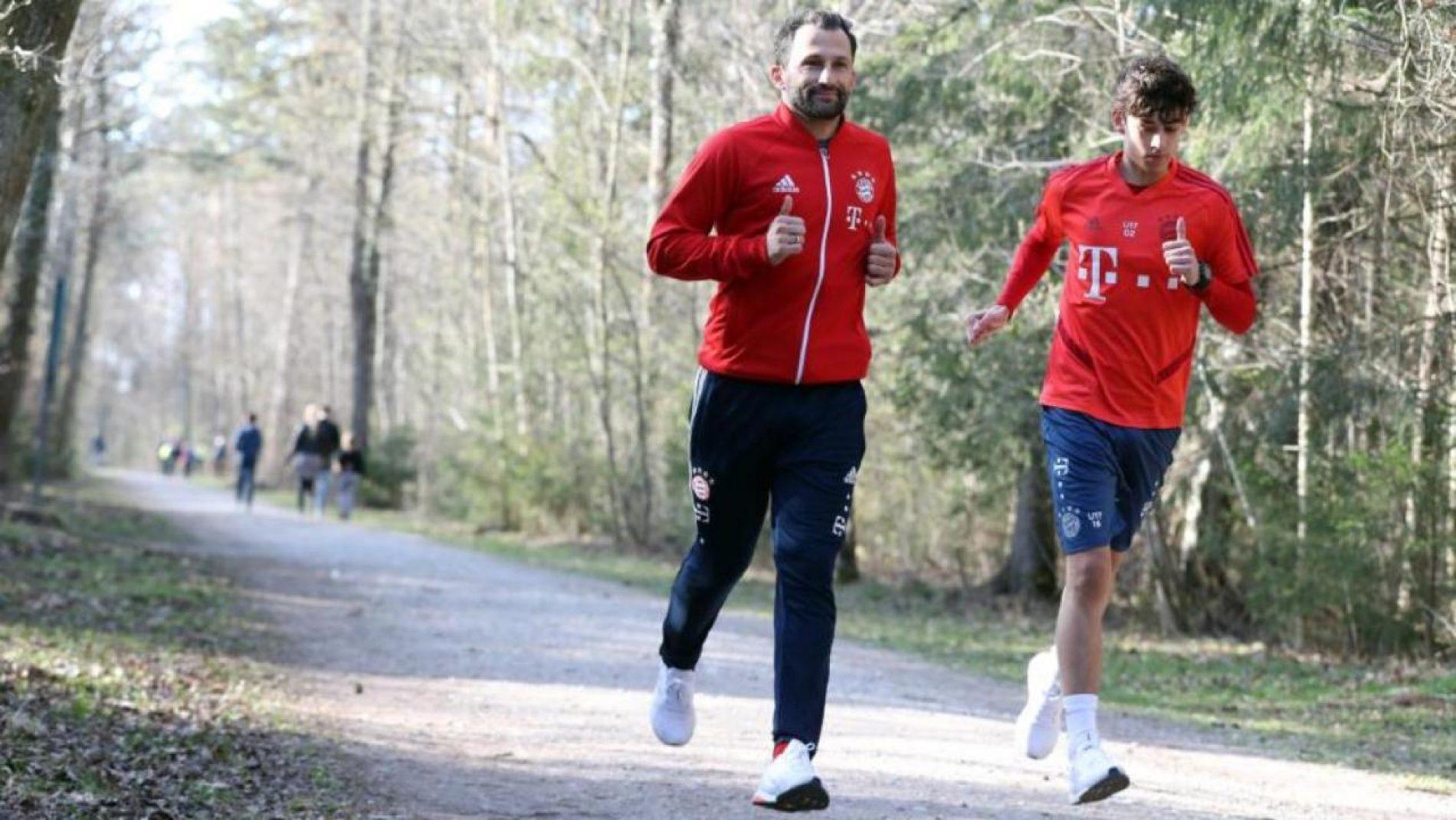 Hoće li sin Hasana Salihamidžića zaigrati za Bosnu?