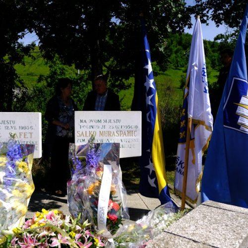 Obilježena godišnjica pogibije Zlatnog ljiljana Safeta Isovića – Tigra sa Žuči