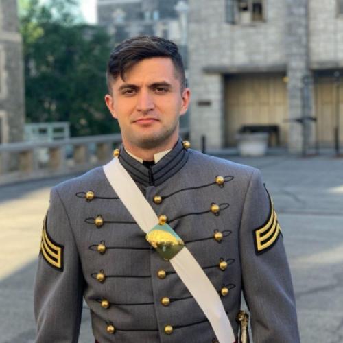 Adis Poško, prvi kadet iz naše zemlje koji je diplomirao na 'West Pointu'