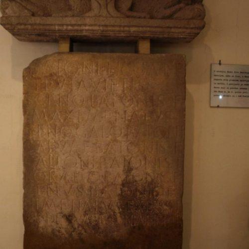 Batonova ploča – svjedok slobodarske i slavne historije našeg naroda