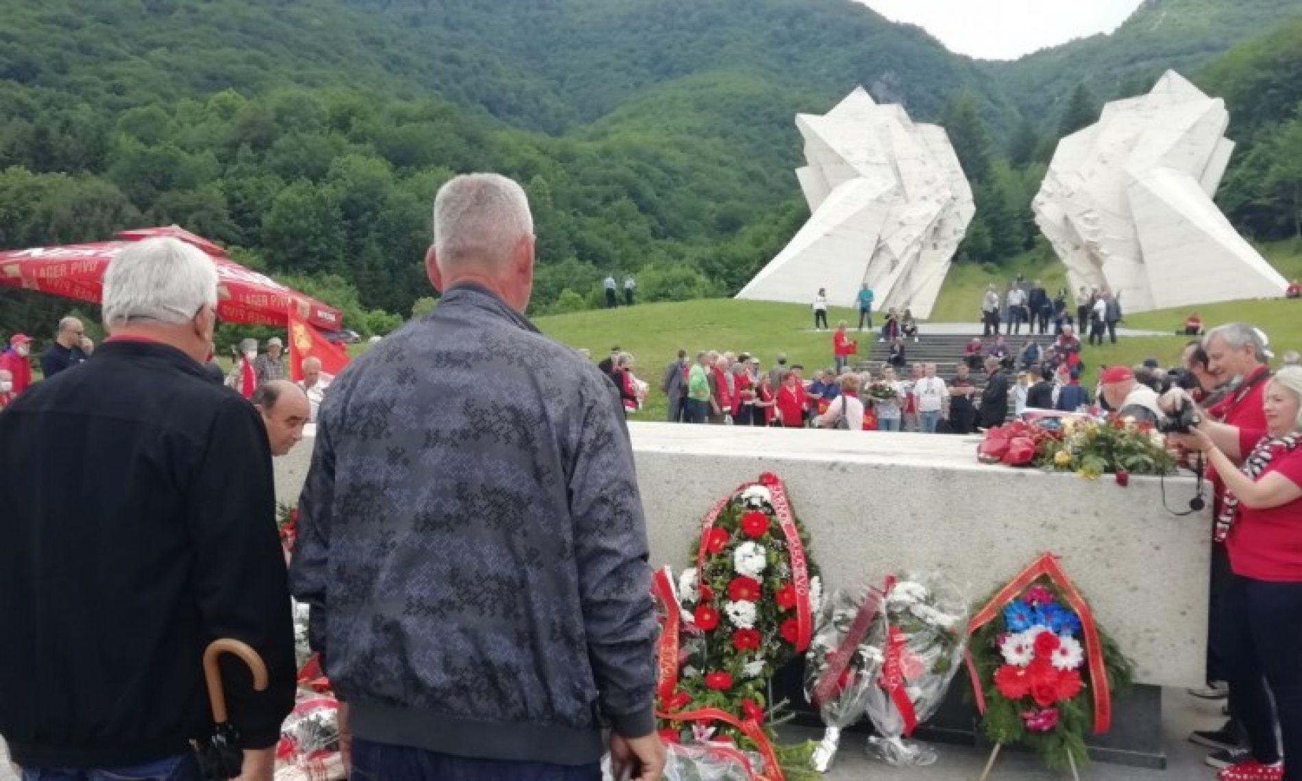 Obilježena 77. godišnjica Bitke na Sutjesci
