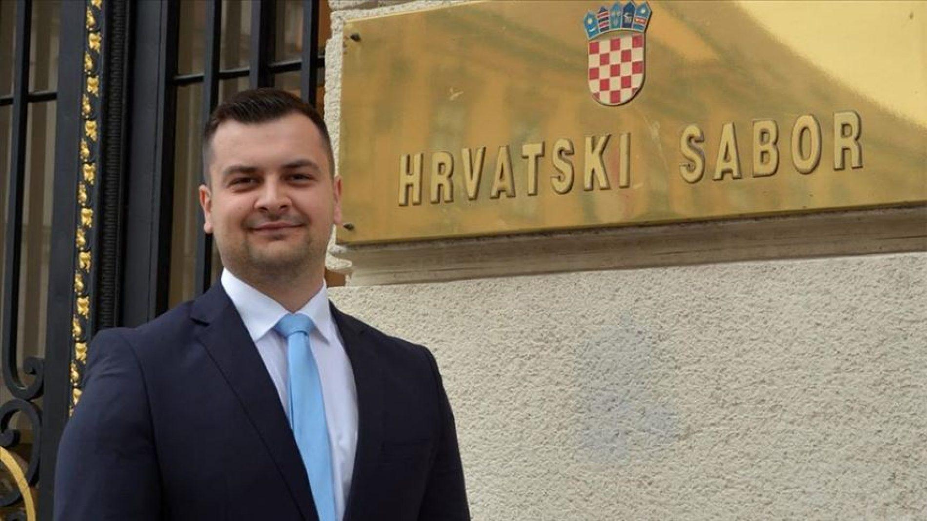 RH: Armin Hodžić predao kandidaturu u ime bošnjačke manjine za Sabor