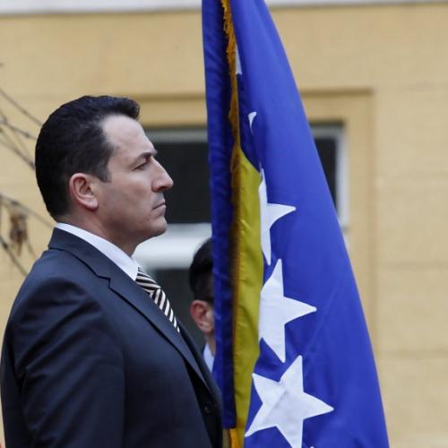 Selmo Cikotić kandidat za  ministra sigurnosti