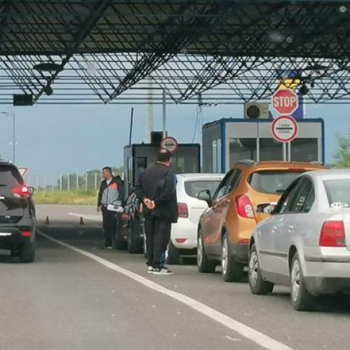 Prekogranični šoping: Slavonci jedva dočekali otvaranje granice s Bosnom