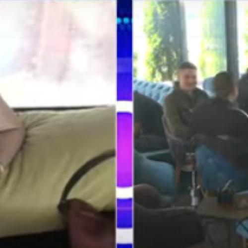 Sarajevo: Mladi pohrlili u nargila barove (Video)