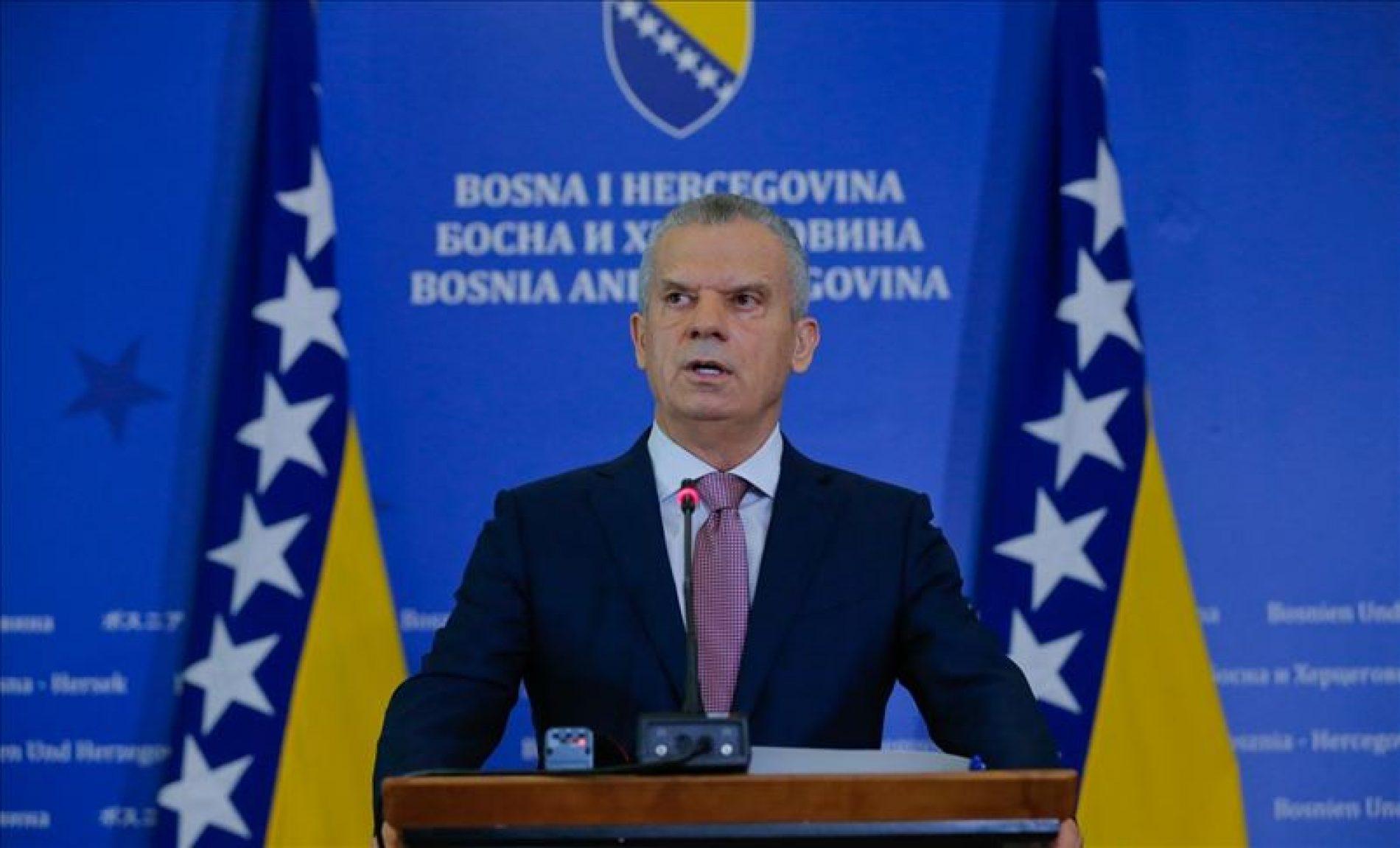 Nije se dugo zadržao na poziciji: Radončić podnosi ostavku na mjesto ministra sigurnosti