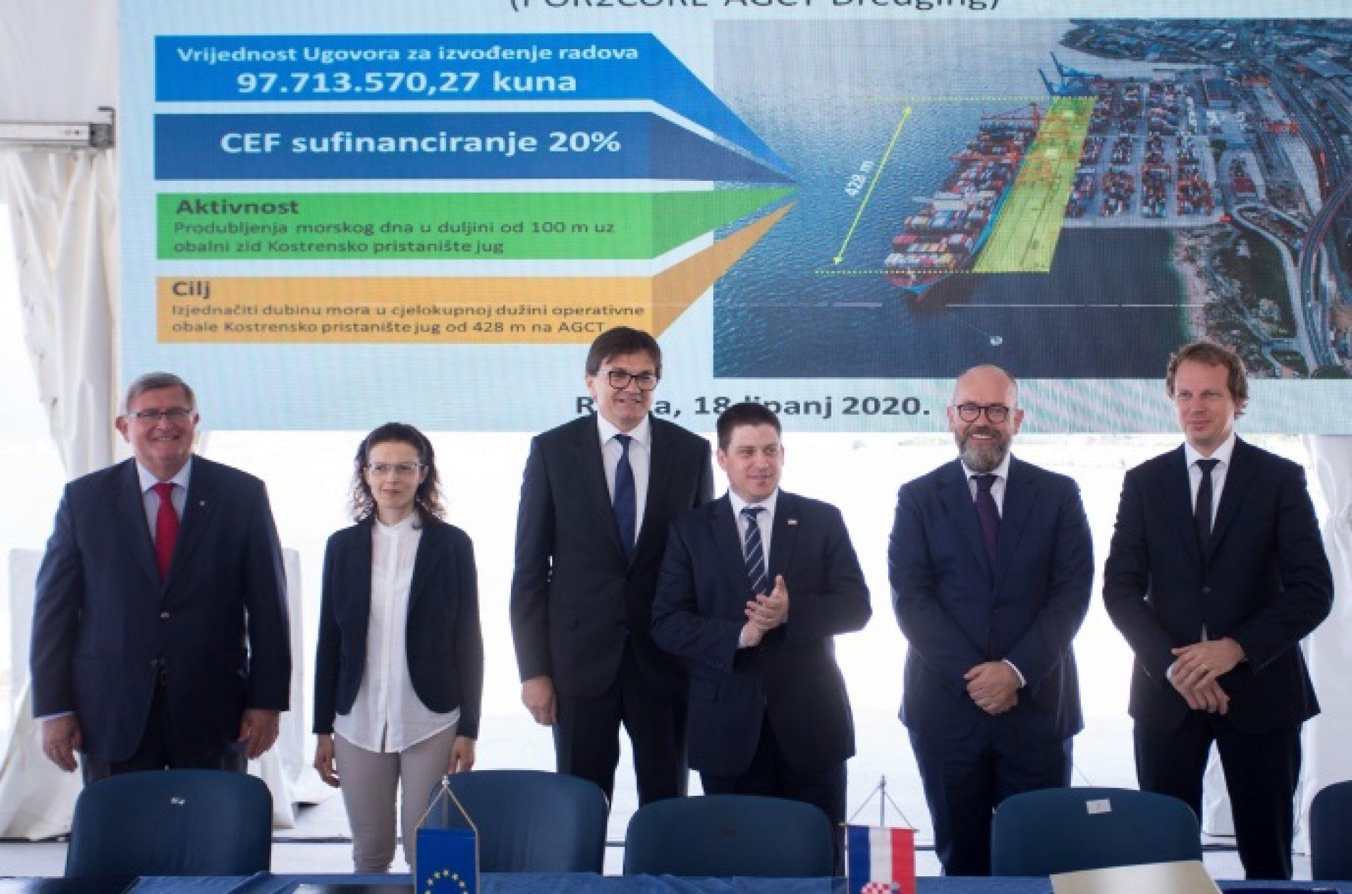 Izgradnja petlje kod Rijeke: Sarajevski Euro-Asfalt u poslu vrijednom 80 miliona eura