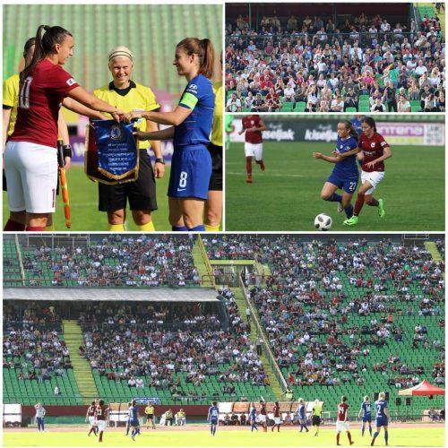 Igračice SFK 2000 Sarajevo proslavljaju 18. titulu prvakinja Bosne i Hercegovine!