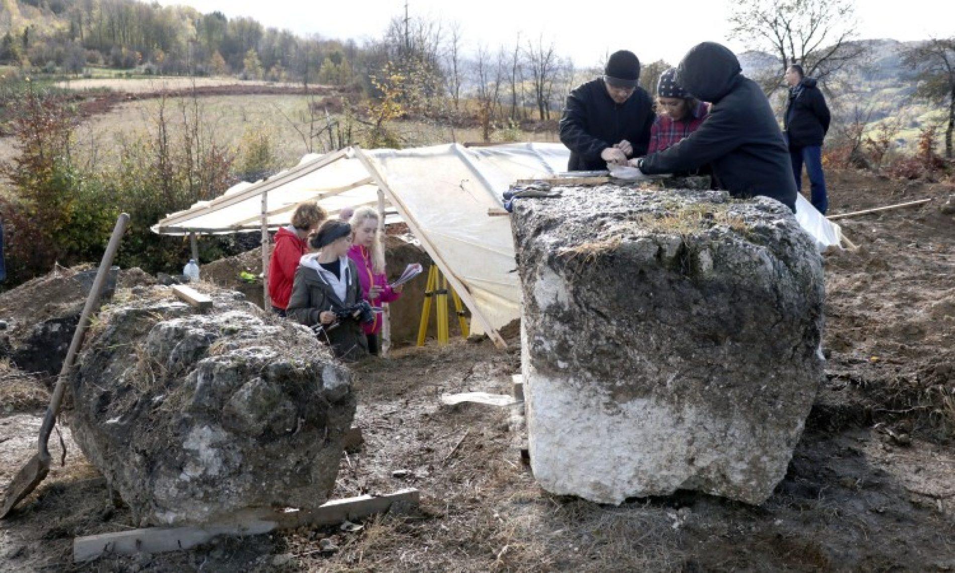 Na svojoj zemlji od pamtivjeka! Genetička struktura ostataka sa nekropole kod Tarčina odgovara našoj