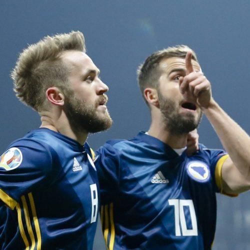 Višća: Svi želimo na Euro – zbog Bosne i Hercegovine i djece koja će nas naslijediti u fudbalu