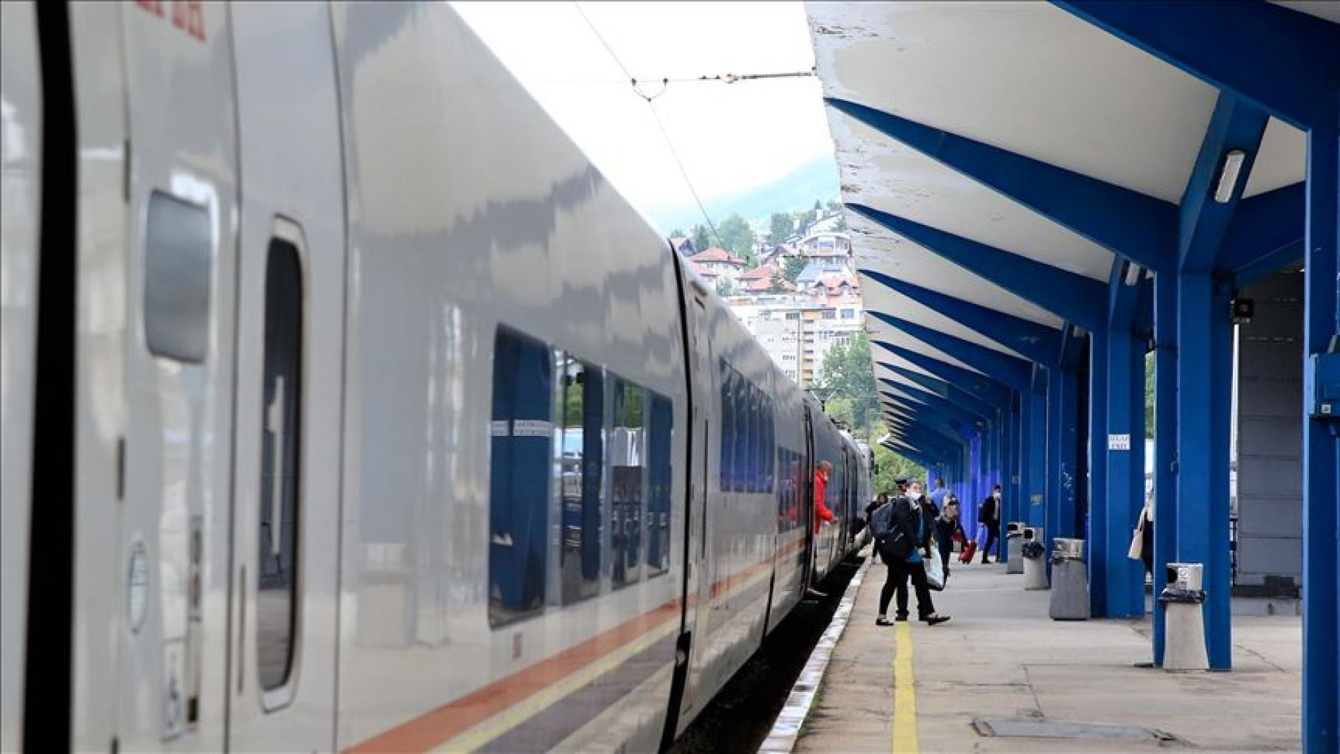 Željeznički saobraćaj u FBiH ponovo u funkciji
