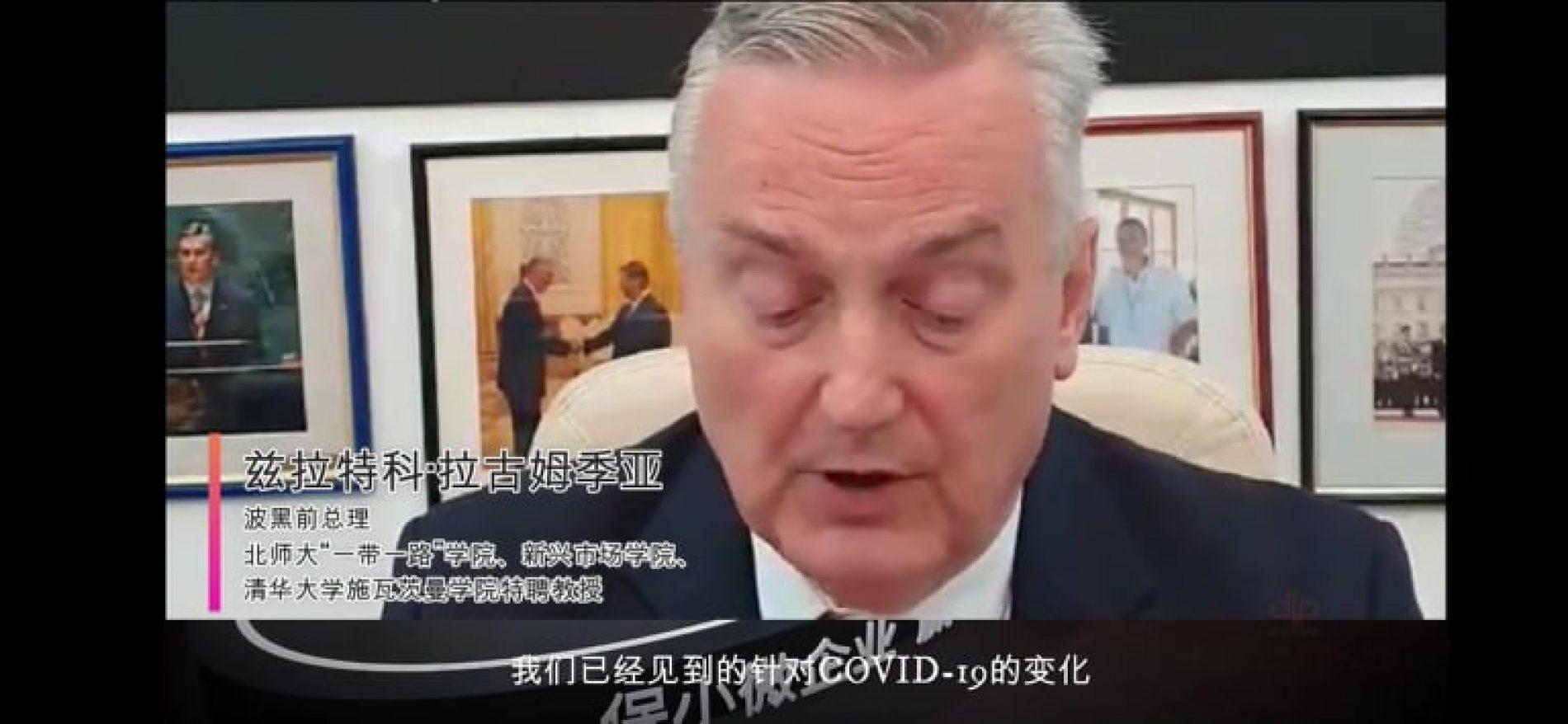 Bosanac podučava Kineze biznisu: Izlaganje dr. Lagumdžije na Svjetskoj Konferenciji o malim i srednjim preduzećima