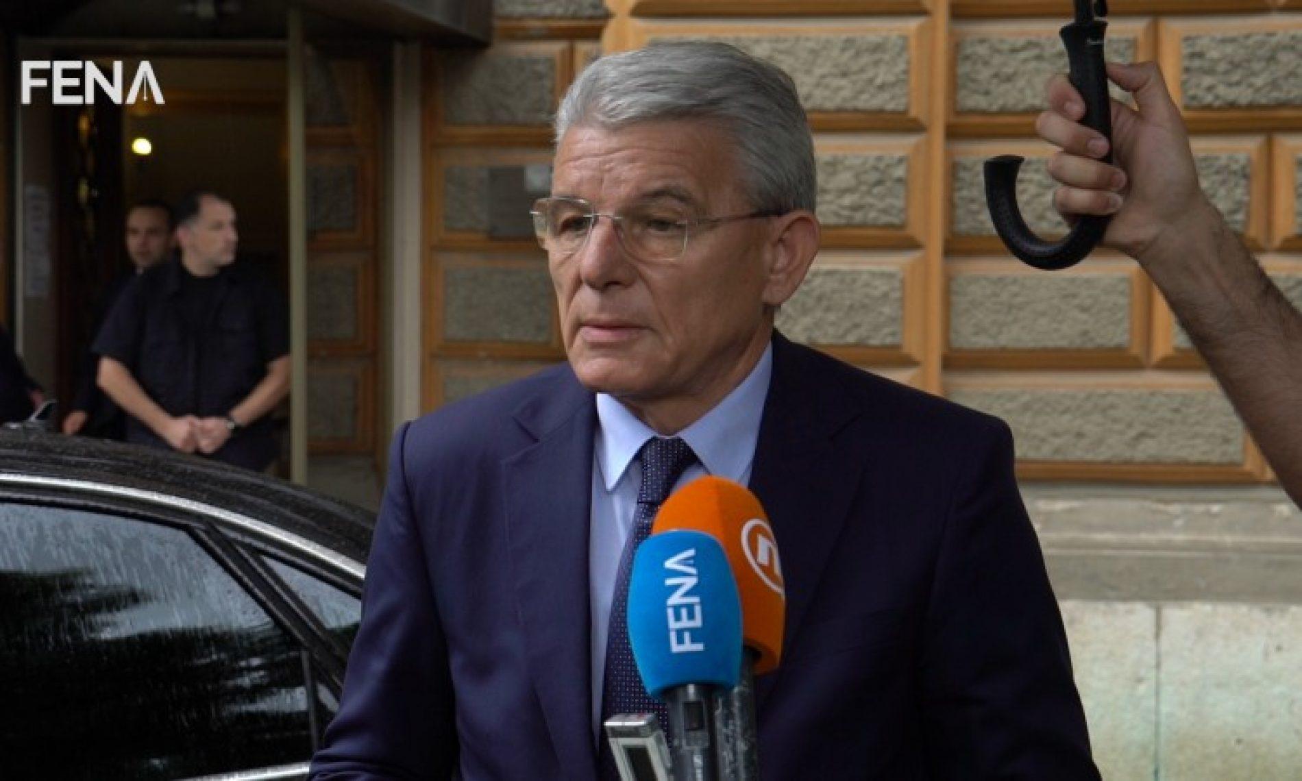 Predsjedavajući državnog  Predsjedništva pozvao ambasadora Srbije na hitan sastanak