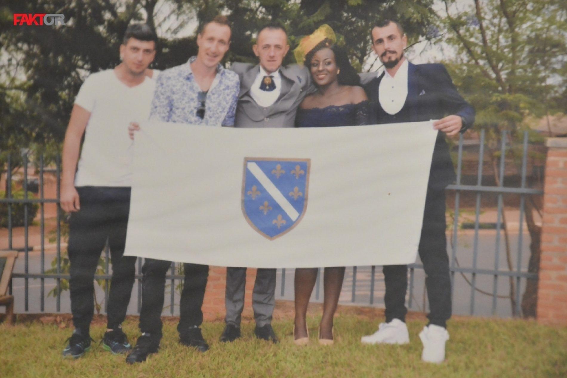 Uwimana i Selvedin Kahvić: Naše vjenčanje u Ruandi i zajednički život u Bosni