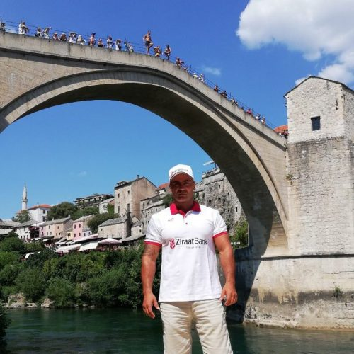 Lorens Listo: Klub skakača iz Mostara na UNESCO-voj listi?