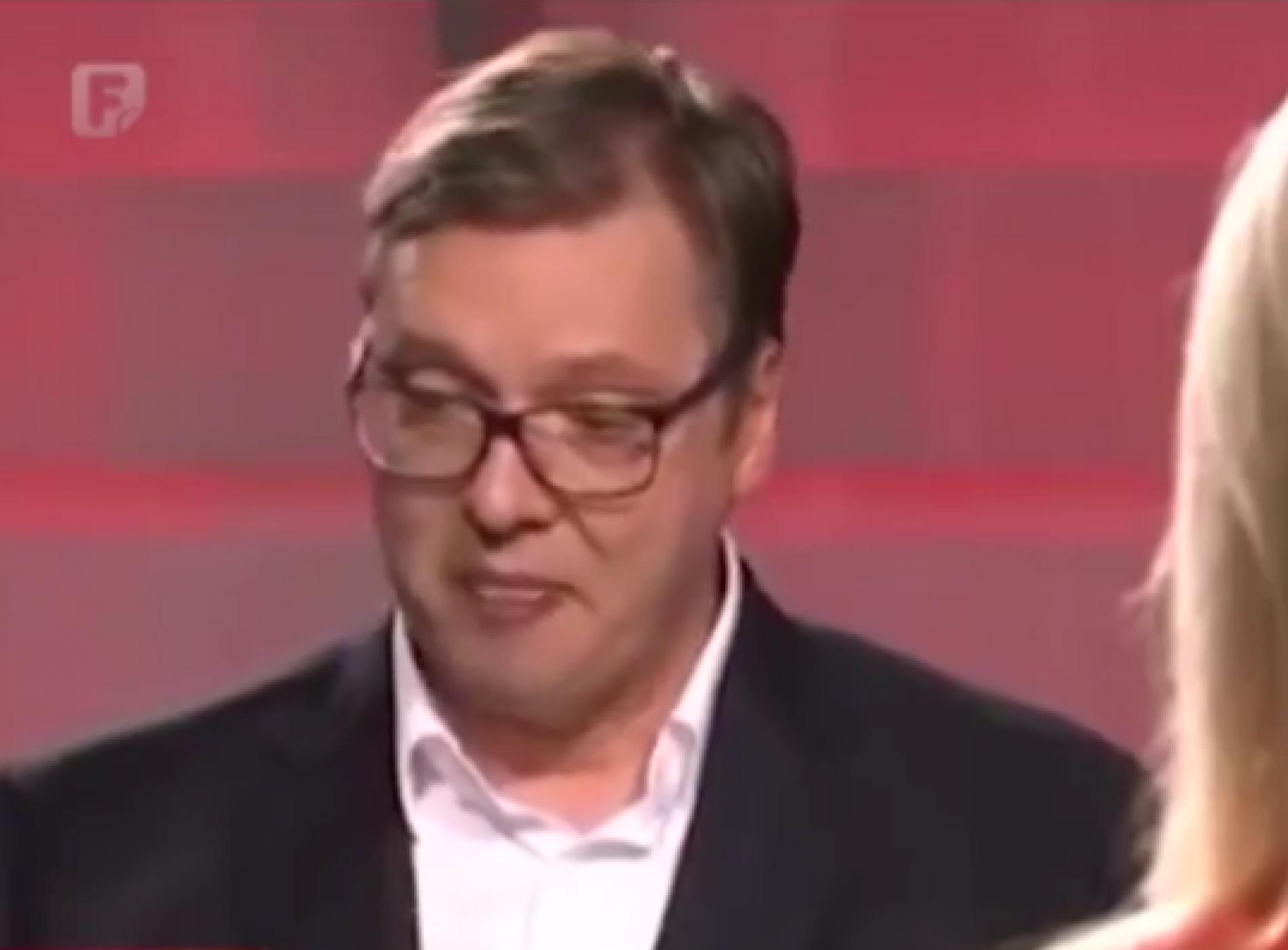 Vučića uznemirila priča o ponudi Bosne da pomogne Sandžaku (VIDEO)