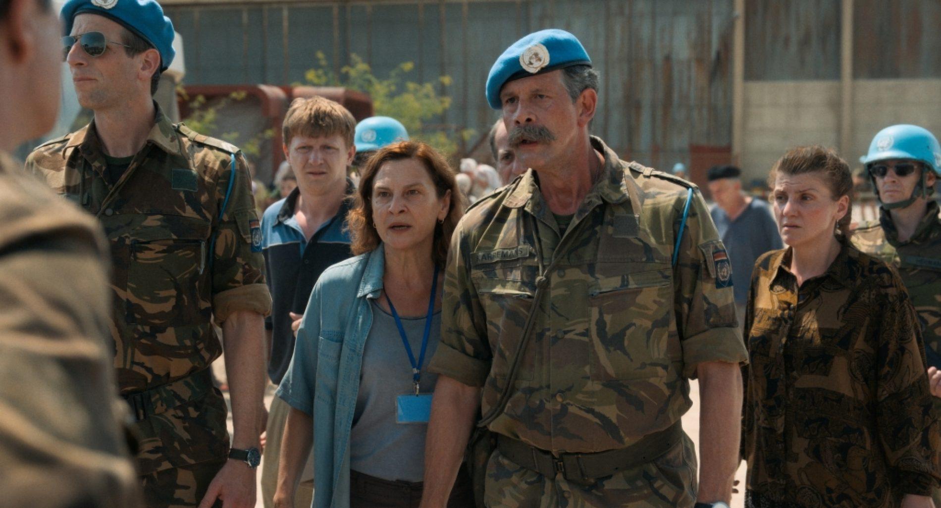 Film Jasmile Žbanić o genocidu u Srebrenici u glavnom programu 77. Venecija Film Festivala