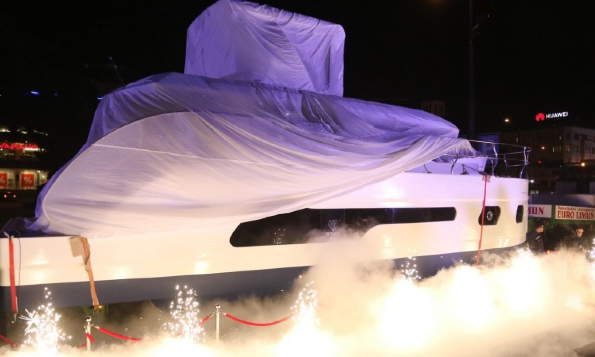 U Sarajevu predstavljen novi model jahte bosanske firme Derubis Yachts