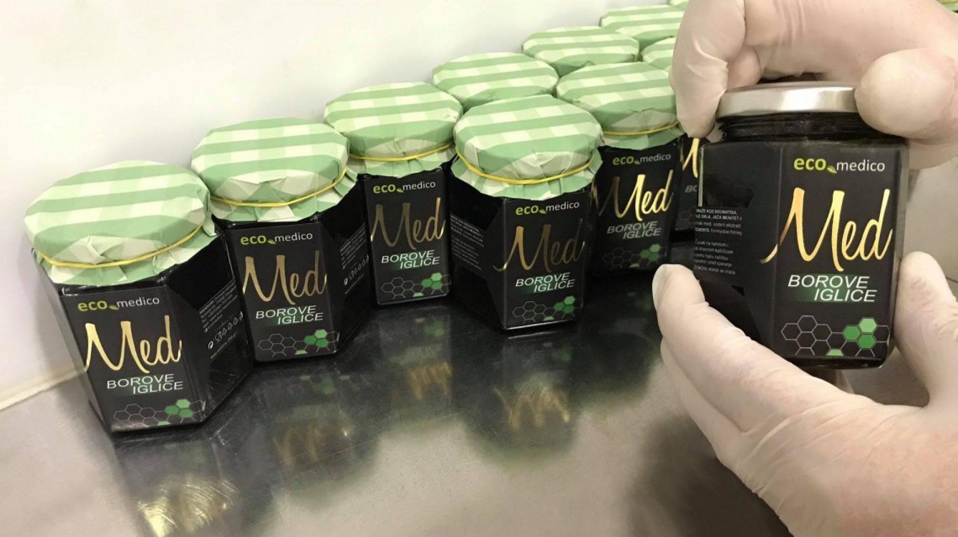 Bosanski proizvođač BIO proizvoda od meda 'Ecomedico' se sprema za izvoz u EU i region