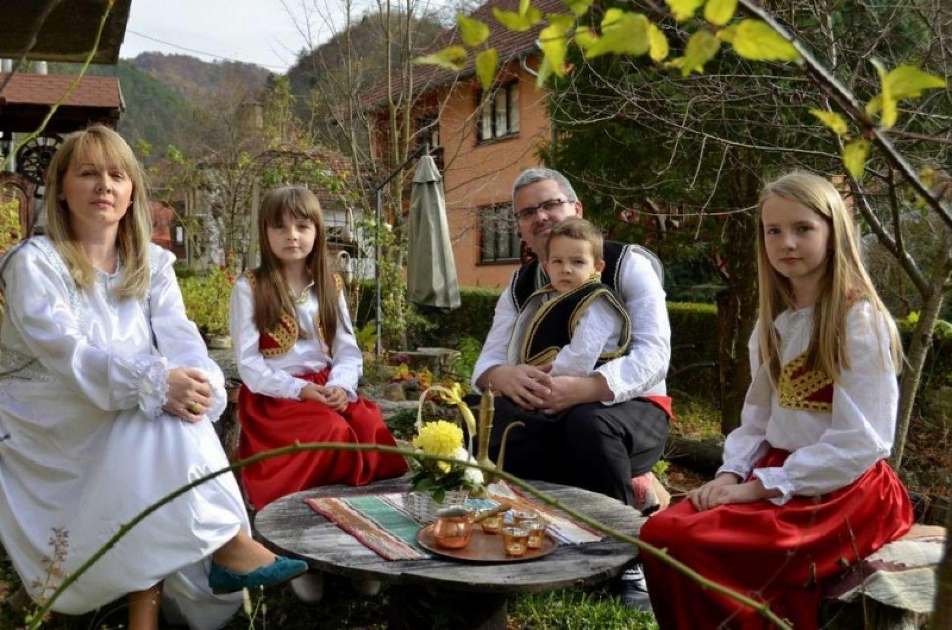 Kako su Avdići pronašli sreću u Srebrenici