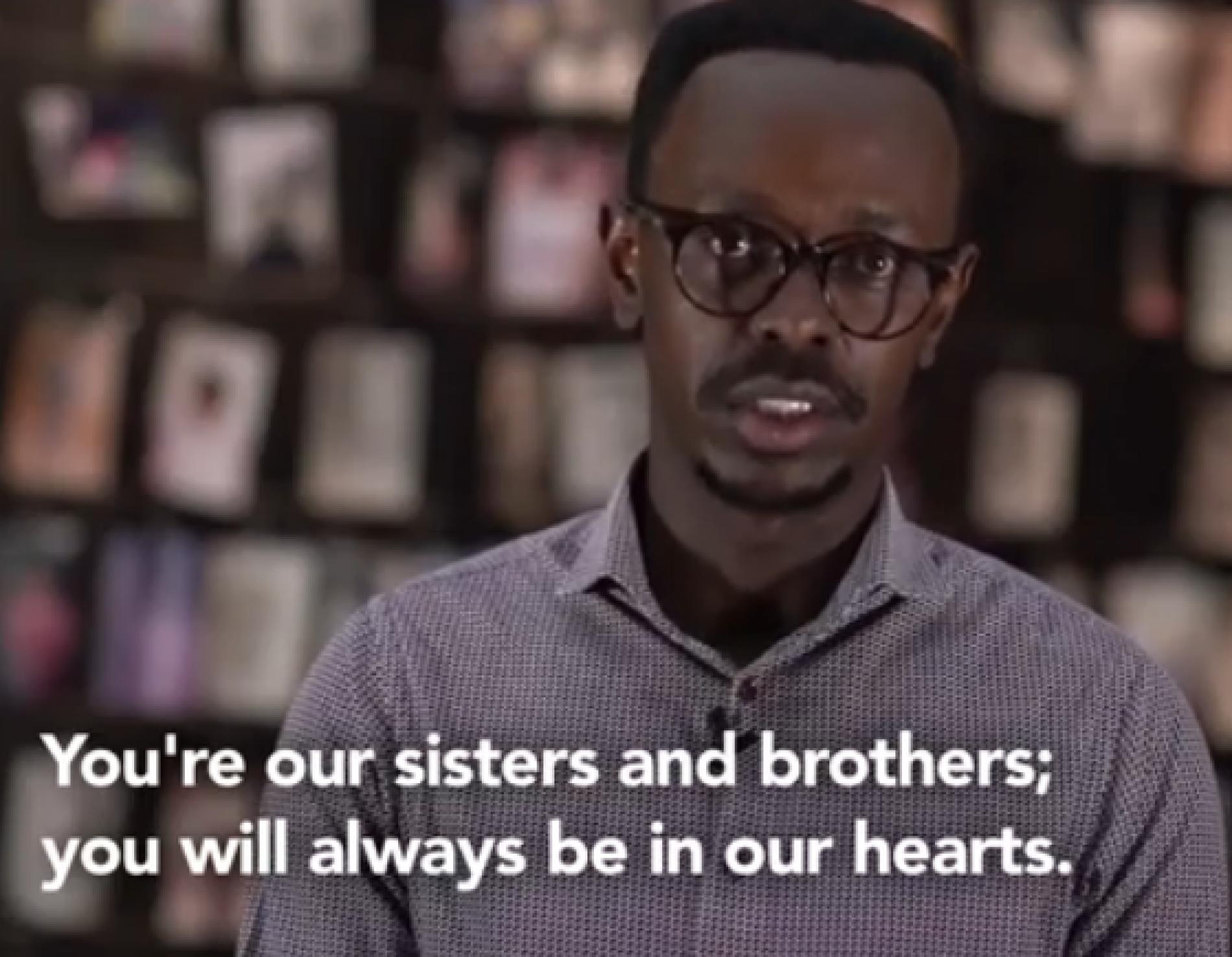 Ruanda, sjećanje na žrtve genocida u Srebrenici (Video)
