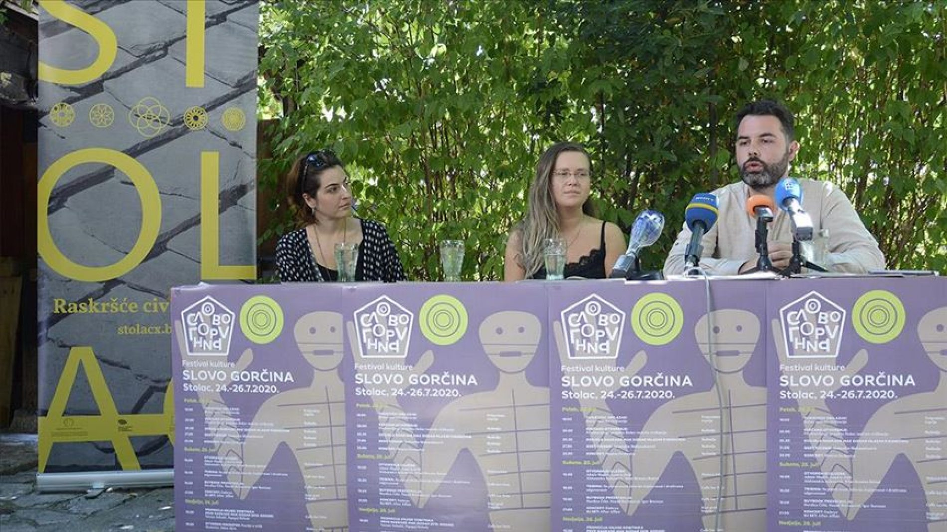 """Na platou pored Bregave: Festival kulture """"Slovo Gorčina"""" od 24. do 26. jula u Stocu"""