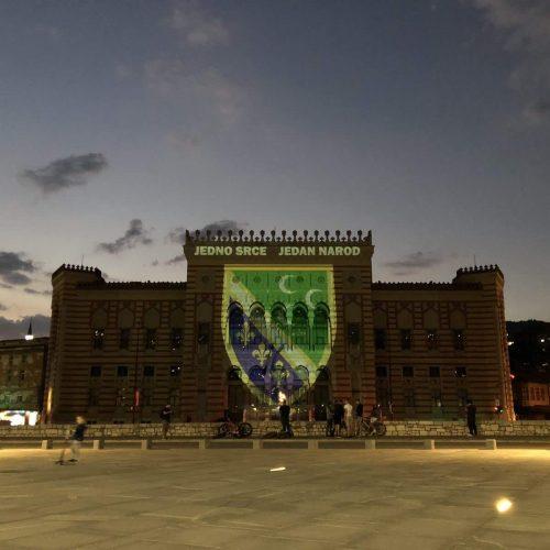 Poruka za Sandžak iz Sarajeva: Jedno srce, jedan narod!
