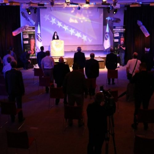 Otvorena manifestacija 'Odbrana BiH – Igman 2020'