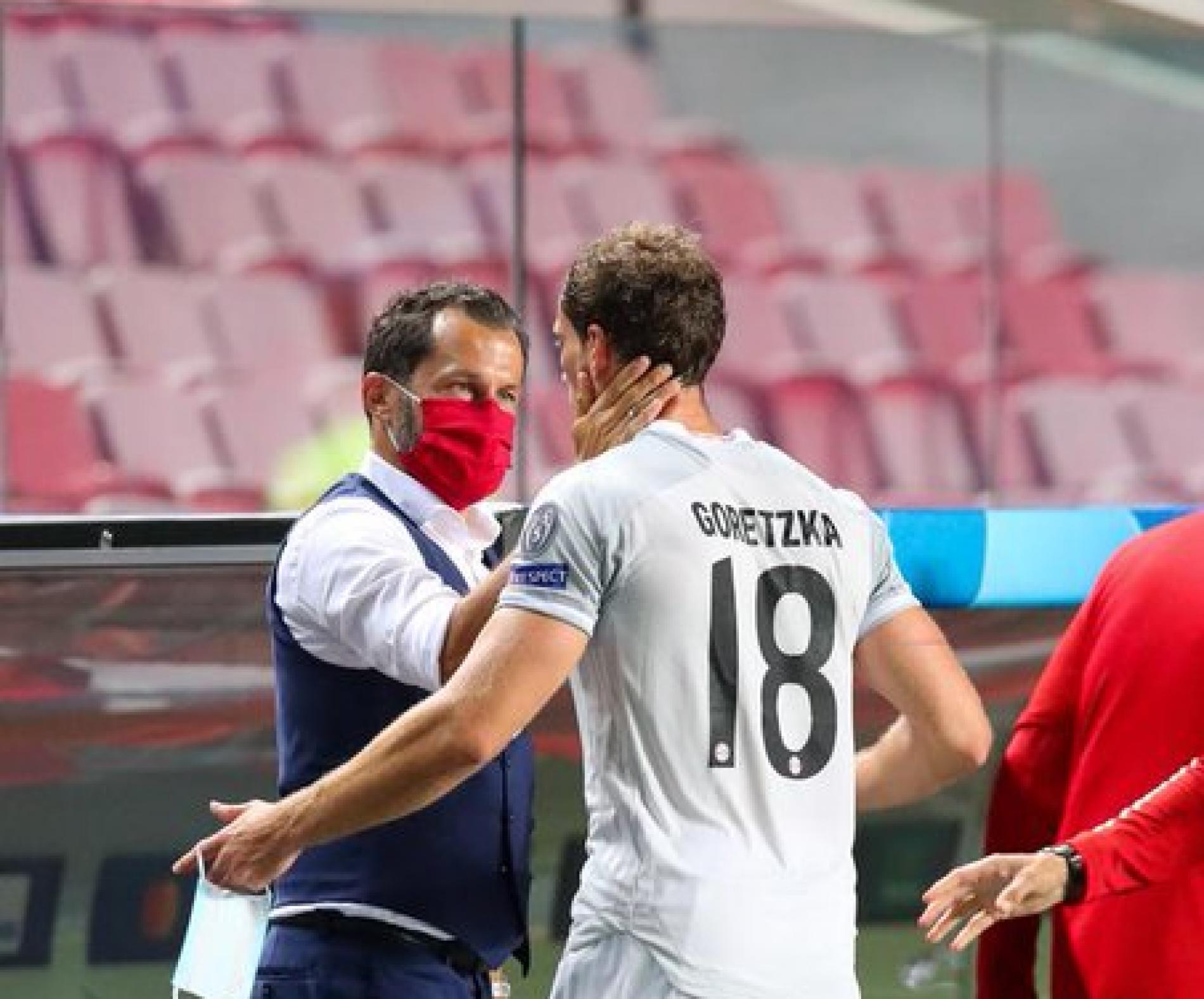 Tvorac odličnog tima: Hasan Salihamidžić, glavni junak Bayerna