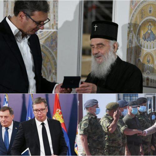 Vojska, crkva, Dodik: Pred sastanak o Kosovu uvijek ista pjesma