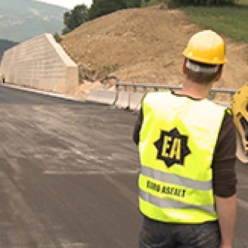 Euro-Asfalt i Granit počinju gradnju poddionice od Tarčina do ulaza u tunel Ivan