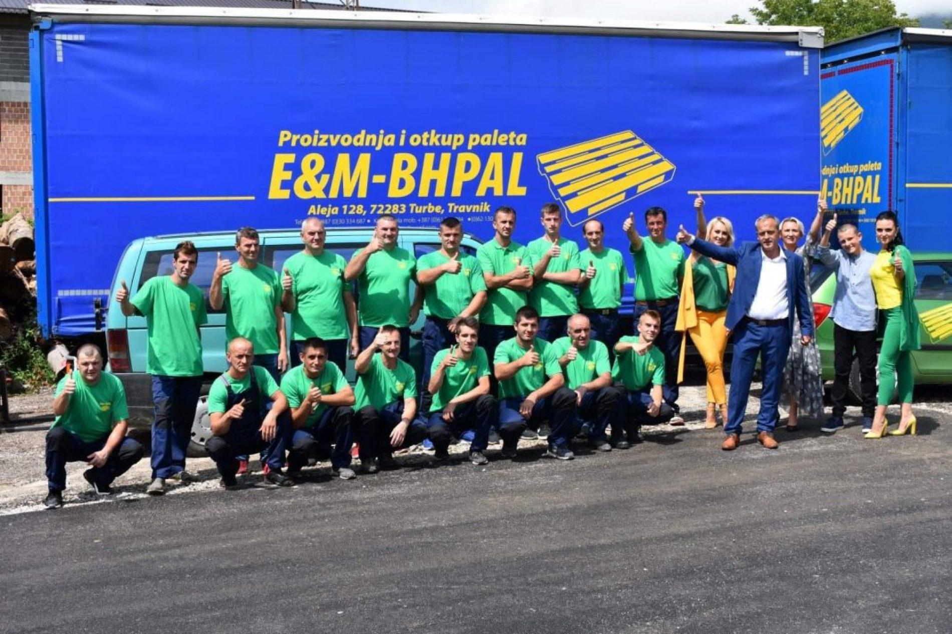 U Turbetu kod Travnika otvorena nova fabrika