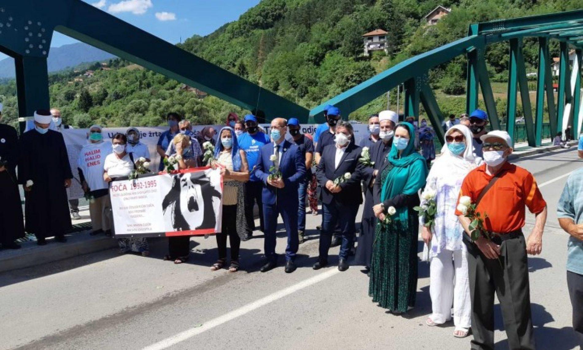 Foča: Sjećanje na 3.000 ubijenih Bošnjaka tokom genocidnog rata