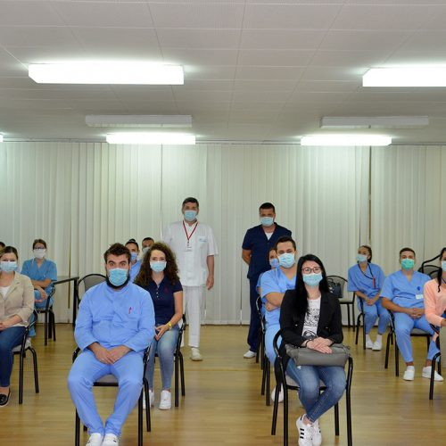 U Općoj bolnici 29 medicinskih sestara/tehničara zasnovalo radni odnos
