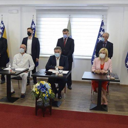 Potpisana Platforma i principi 'Koalicije za Mostar 2020' (Video)