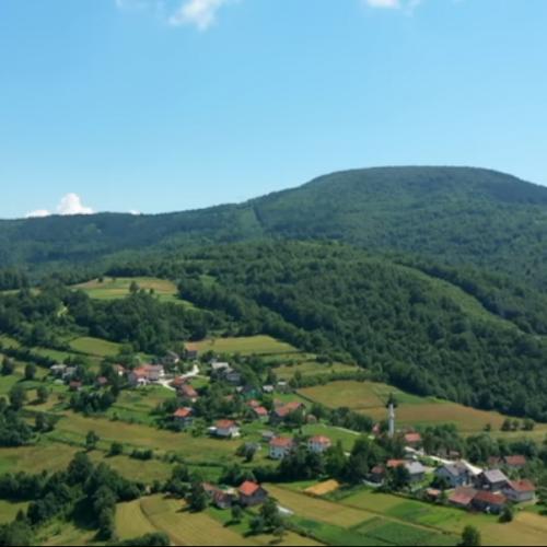 Tarčin: Priča sa prekrasnih zelenih pašnjaka (Video)