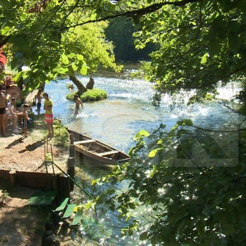 Bosanska Krupa: Ljeto na obalama rijeke Une (Foto)