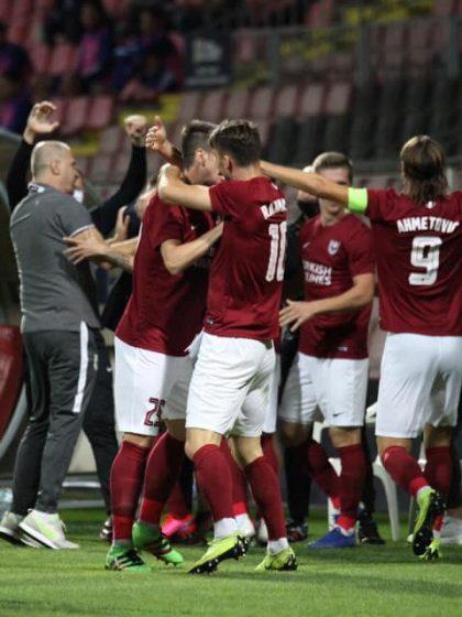 Sarajevo savladalo podgoričku Budućnost, u play-offu EL protiv Celtica