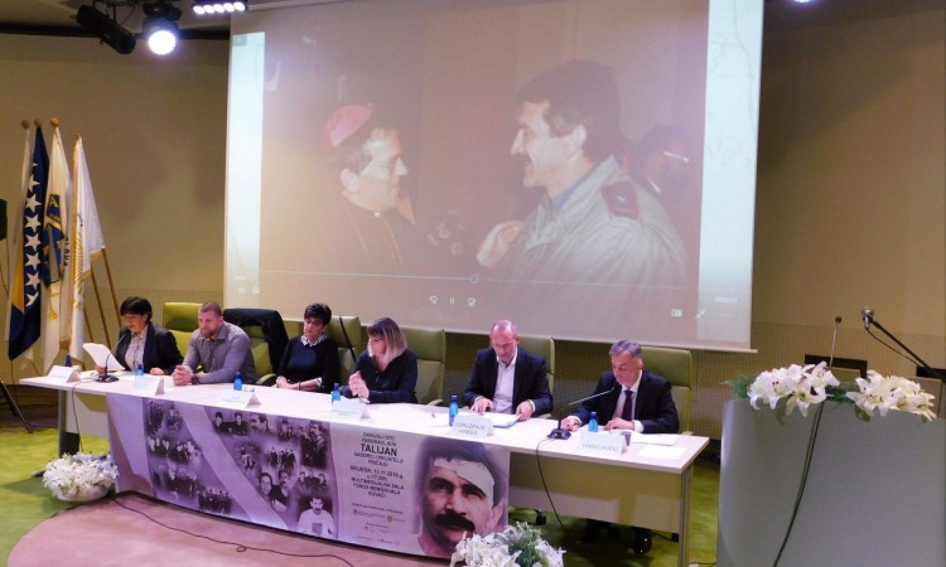 "Promovisan dokumentarni film o generalu Mustafi Hajrulahoviću ""Oficir, a veliki džentlmen"""