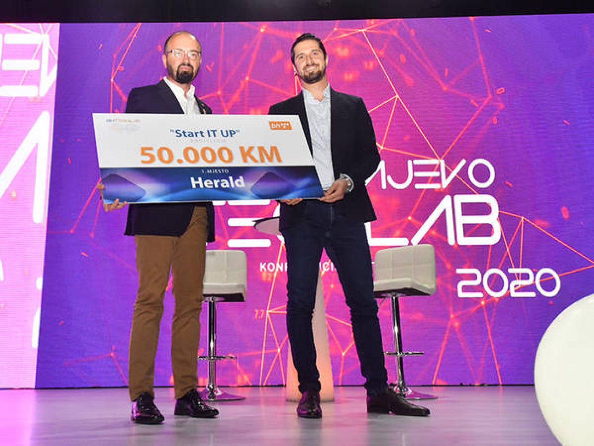 BH Telecom – pobjednicima javnog poziva Start It Up dodijeljeno 100.000 BAM