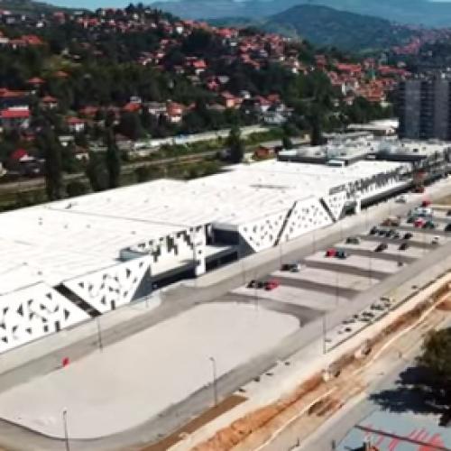 Hipermarket na 10.700 m2 –  Bingo City Center u Sarajevu počinje sa radom u subotu