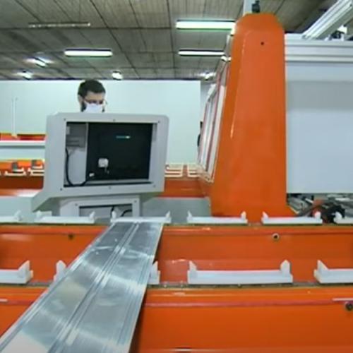 Proizvedeno u Bosni: Nova CNC mašina ima milion dijelova i vrijedi dva miliona maraka