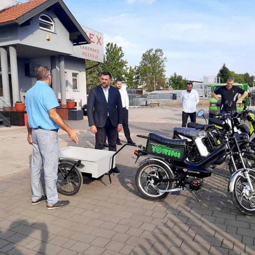 Ministar Ramić posjetio kompaniju CROMEX u Prijedoru, podrška zapošljavanju