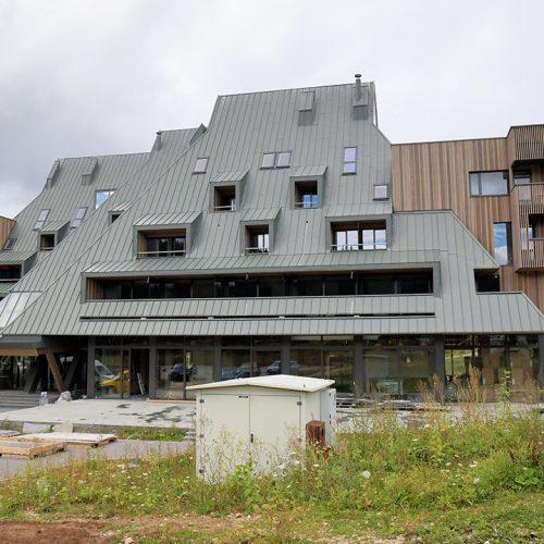 Igman: Pri kraju radovi na izgradnji hotela vrijednog 14 miliona BAM