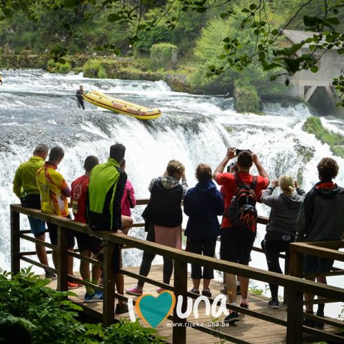 Nacionalni park Una: Povećanje broja posjetilaca iz Bosne i Hercegovine za oko 15 do 20 posto