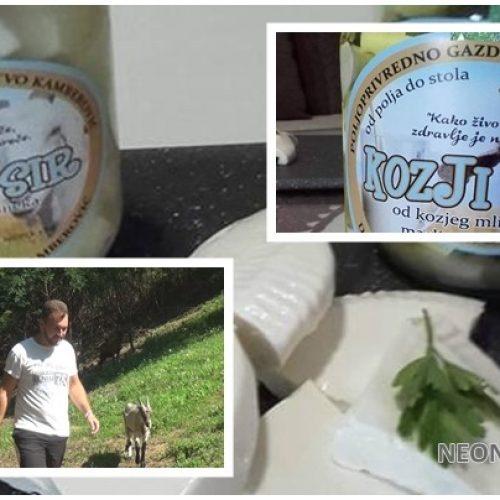 Proizvodi od kozjeg mlijeka traženi na tržištu; sirevi, voćni jogurt, čak i sapuni